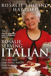 Rosalie Serving Italian