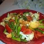 Italian Stir-Fry Vegetables