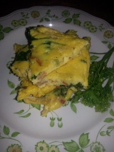 My Easter Frittata