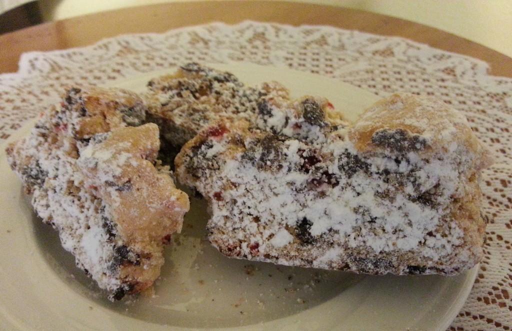Sicilian Slice Cookies
