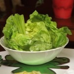 A great salad for St. Patrick's Day.